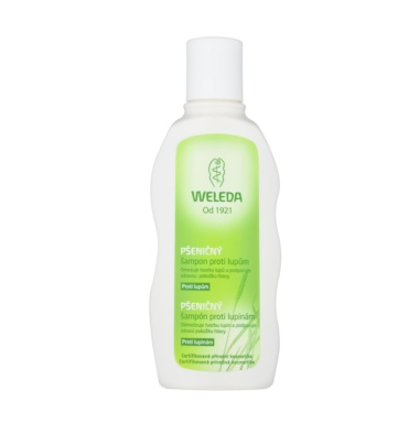 Weleda - Sampon cu extract de grau, anti matreata