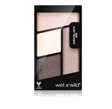 wet n wild - Color Icon Eyeshadow Quad Paleta cu farduri de ochi