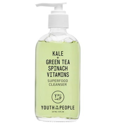Youth to the people - Kale + green tea Spinach vitamins superfood cleanser