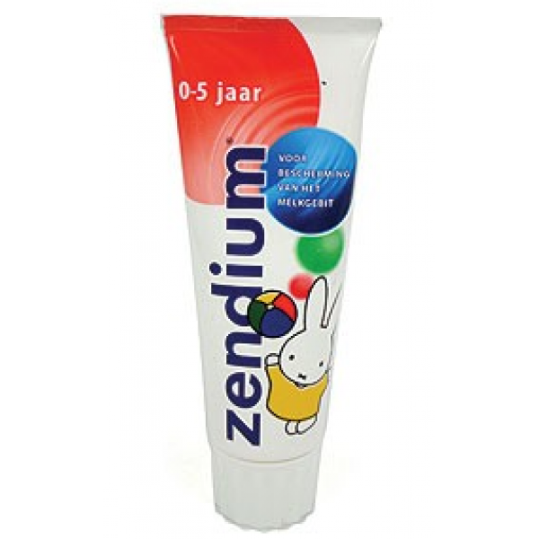 Zendium Baby - Pasta de dinti pentru copii