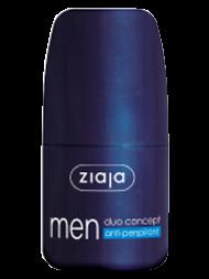 Ziaja - Roll-on antiperspirant pentru barbati