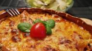 Reteta atipica de lasagna cu vinete
