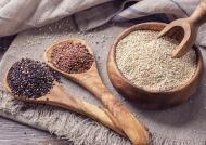 Quinoa si chia sunt benefice in curele de slabire