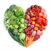 Iata ce beneficii au fructele si legumele in functie de culoarea lor