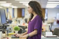 Cinci secrete pentru o viata sanatoasa la birou