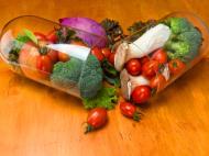 Studiu: vitaminele din alimente cresc speranta de viata, nu suplimentele