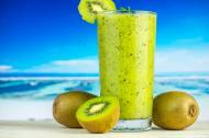 Reteta: Smoothie cu kiwi si banane
