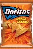 Frito Lay - Doritos Nacho Cheese