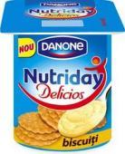 Danone - Delicios Iaurt cu biscuiti