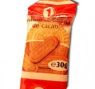 No. 1 - Biscuiti cu crema de cacao