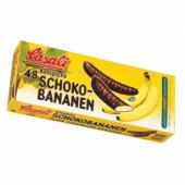 Cicolata amaruie cu crema spuma de banane Schoko - Bananen