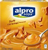 Alpro - Desert de soia cu caramel