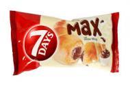 7 days MAX - Croissant cu umplutura de cacao