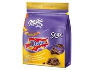 Milka - Daim Snax, Cornflakes & Daim Caramel Pieces