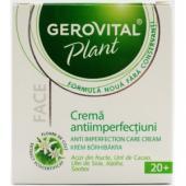 Gerovital Plant - Crema antiimperfectiuni