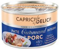 Capricii si Delicii - Pate gurmand cu ficat de porc