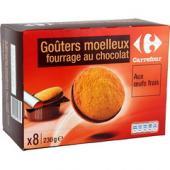 Carrefour - Gouters Biscuiti cu ciocolata