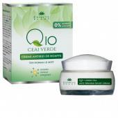 Cosmetic Plant - Crema antirid de zi Q10 si ceai verde