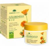 Cosmetic Plant - Crema antirid galbenele BIO cu Riboxyl TM, vitaminele A, F si pantenol