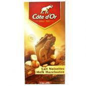 Cote D Or - Ciocolata cu lapte si alune intregi