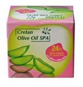Cretan Olive Oil Spa - Crema hidratanta 24h de fata