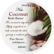Derma V 10 - Unt de corp cu cocos