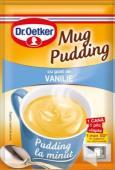 Dr. Oetker - Mug Pudding cu gust de vanilie