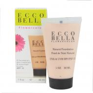 Ecco Bella - FlowerColor Fond de ten Light Beige SPF 15