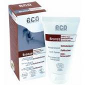 Eco Cosmetic - Fluid autobronzant bio pentru fata si corp cu rodie si extract de goji