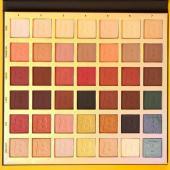 Evolve - Paleta cu 42 farduri pentru ochi