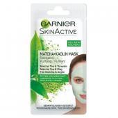 Garnier - Skin Active Matcha + Kaolin Mask