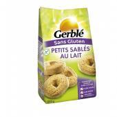 Gerble - Biscuiti cu lapte, fara gluten