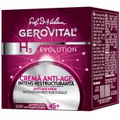 Gerovital - H3 Evolution Crema anti-age intens restructuranta