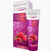 Gerovital - Happiness Crema CC cu extract de zmeura
