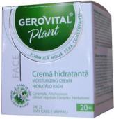 Gerovital Plant - Crema hidratanta