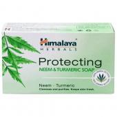 Himalaya Herbals - Sapun solid protector cu neem si turmeric