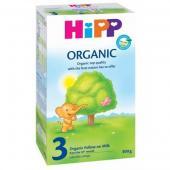 HiPP - Organic 3 Lapte de continuare