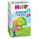 Hipp Junior Organic - Lapte de crestere