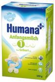 Humana Prebiotic 1 - Lapte pentru sugari