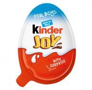 Kinder - Ou de ciocolata cu surprize