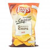 Lays - Chipsuri din cartofi rumeniti in cuptor cu sare