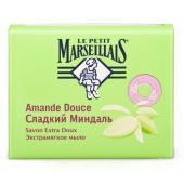 Le Petit Marseillais - Sapun cu ulei de migdale dulci