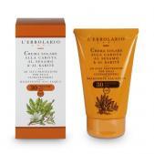 LErbolario - Crema pentru protectia solara cu morcov, susan & karite