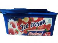 Lidl - Ice Cream Strawberry