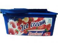 Lidl - Ice Cream Strawberry