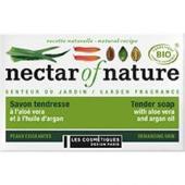 Nectar of Nature - Sapun cu aloe vera si ulei de argan