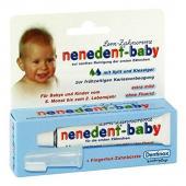 Nenedent Baby - Pasta de dinti pentru bebelusi