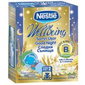 Nestel Wellbeing - Somn Usor Cereale cu extract de tei