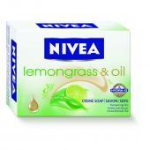 Nivea - Sapun crema cu lemongrass & oil