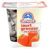 Olympus - Iaurt cu capsuni